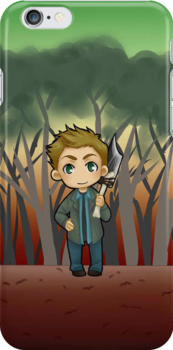 Purgatory Dean by hellredsky