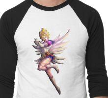 Sailor Goku - Sailor Moon X Dragon Ball Z Men's Baseball ¾ T-Shirt