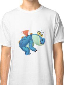The Sloth Dragon Monster Classic T-Shirt