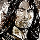 Aragorn by Patrick Scullin