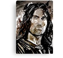 Aragorn Canvas Print