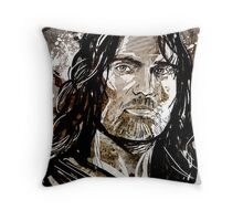 Aragorn Throw Pillow