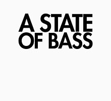 A State Of Bass (black) Womens Fitted T-Shirt