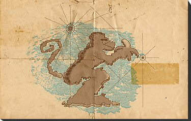 Monkey Island by sergio37