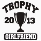 TROPHY - GIRLFRIEND by mcdba