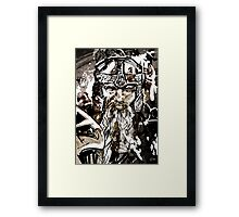 Gimli Framed Print