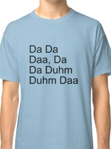 From me to You Classic T-Shirt