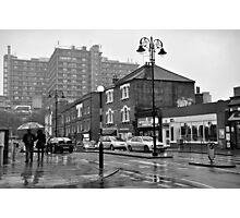 Rain in Hampstead Heath Photographic Print