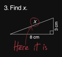 Find x by squidyes