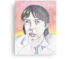 Buscemi Jagger Metal Print