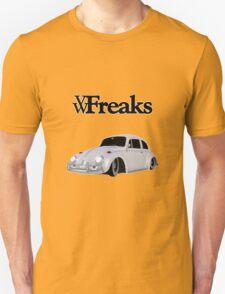Das VW-Freaks White Beetle (No BG) T-Shirt