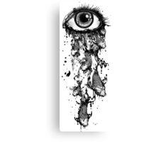 Eye Illustration Canvas Print