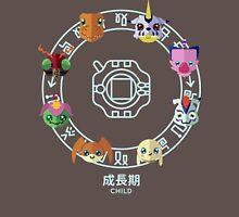 Digimon Adventure - Rookie Unisex T-Shirt