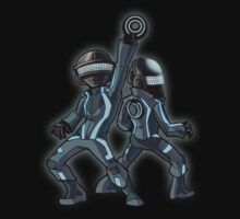 Tron Legacy Daft Punk Shirt T-Shirt