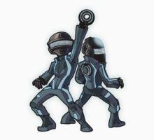 Tron Legacy Daft Punk Shirt Kids Clothes