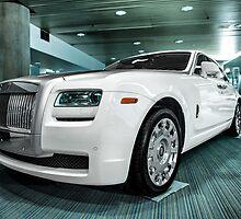 Rolls Royce by James Watkins