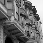 San Francisco Row by John Carey