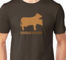 Double Header Unisex T-Shirt