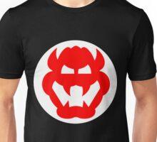 Gwahahah! It's Bowser! Unisex T-Shirt