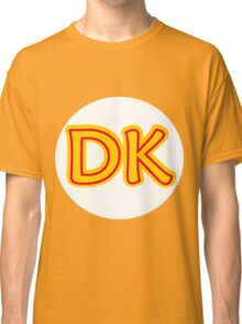 He's the leader of the bunch. He's DK! Donkey Kong! Classic T-Shirt