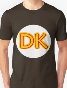 He's the leader of the bunch. He's DK! Donkey Kong! T-Shirt