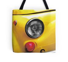 vintage italian car Tote Bag