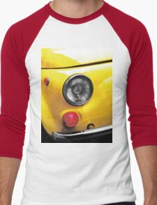 vintage italian car Men's Baseball ¾ T-Shirt