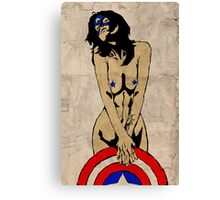 The second avenger Canvas Print