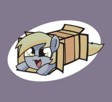 Derpy in a box by alfa995
