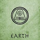 Avatar Last Airbender Elements - Earth by briandublin