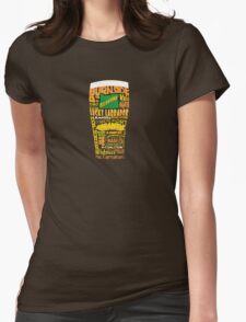 Portland Breweries Womens Fitted T-Shirt