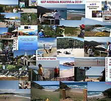 Your 2013 resolution: Keep Australia Beautiful........... by MrJoop