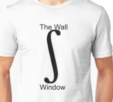 window to the wall Unisex T-Shirt
