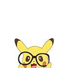 Pikachu by Cole Pickup