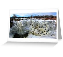 Frostbite Falls Greeting Card