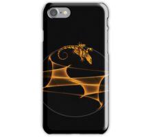 Fractal Gecko iPhone Case/Skin