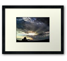 ©HCS Live To Rise Framed Print