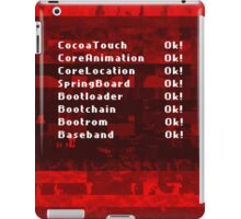 Rom Check iPad Case/Skin