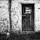 Old door by Hans Kawitzki