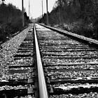 on the rails by cielleigh