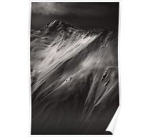 New Zealand Black And White Series Poster