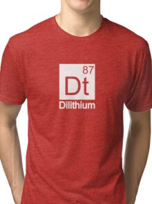 Dilithium - Star Trek Tri-blend T-Shirt