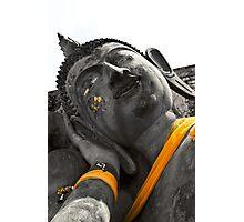 Reclining Buddha, Thailand  Photographic Print