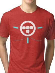 """Be the next Tron."" Tri-blend T-Shirt"