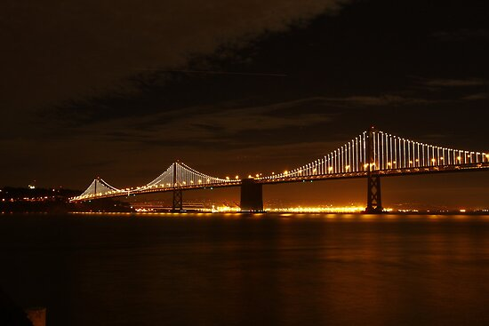 the Bay Lights Project by fototaker