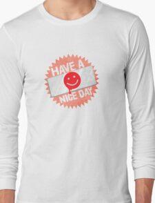 Hey Wanna Play? Long Sleeve T-Shirt