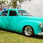 FJ Holden Sedan by Christopher Houghton