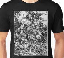 AD 4 Horsemen Unisex T-Shirt