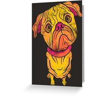 Underdog Greeting Card