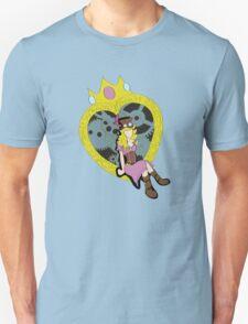 Steampunk Peach T-Shirt